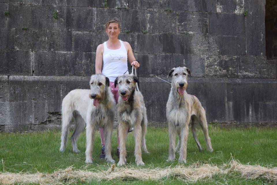 zľava: Cheryl, Ialonus, Chantal a Pavlína